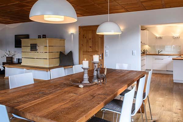 Mountain lodge Old Schoolhouse living - Montafon - Schruns