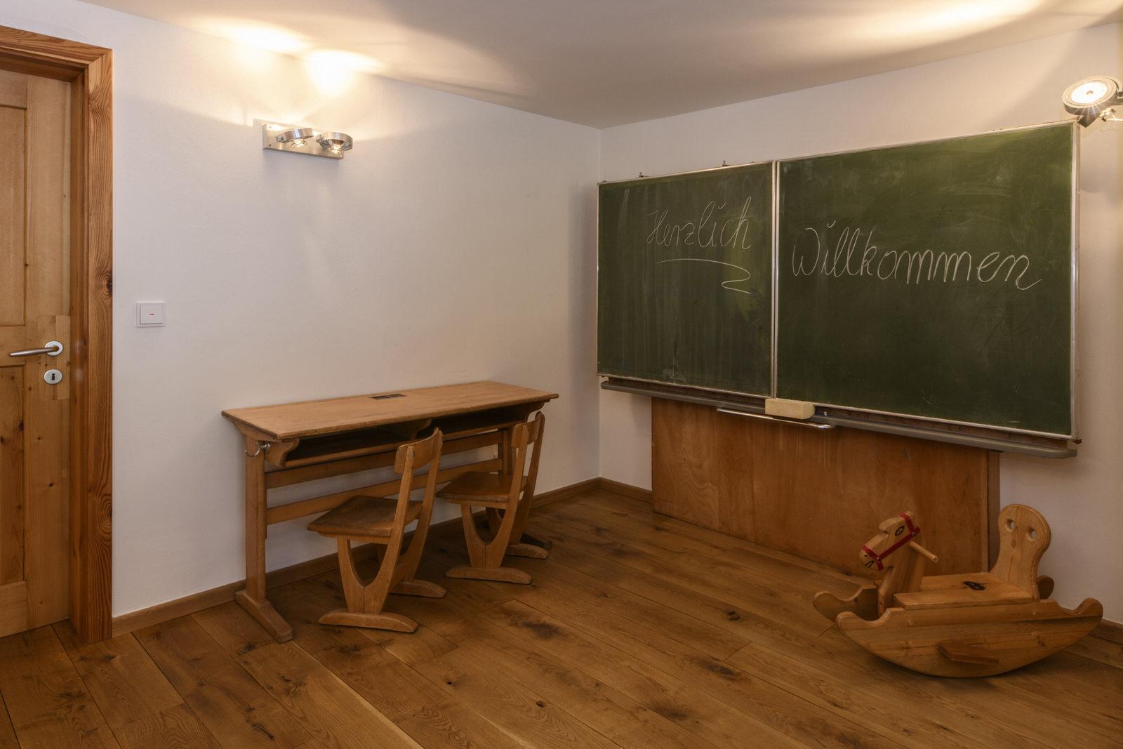 Berghaus Altes Schulhaus Montafon Schruns