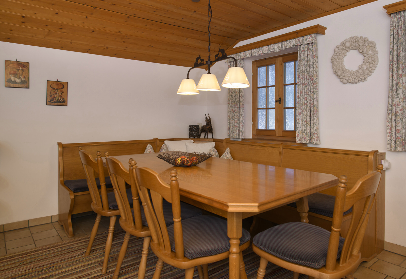 Bärenwald country lodge in the Montafon - kitchen