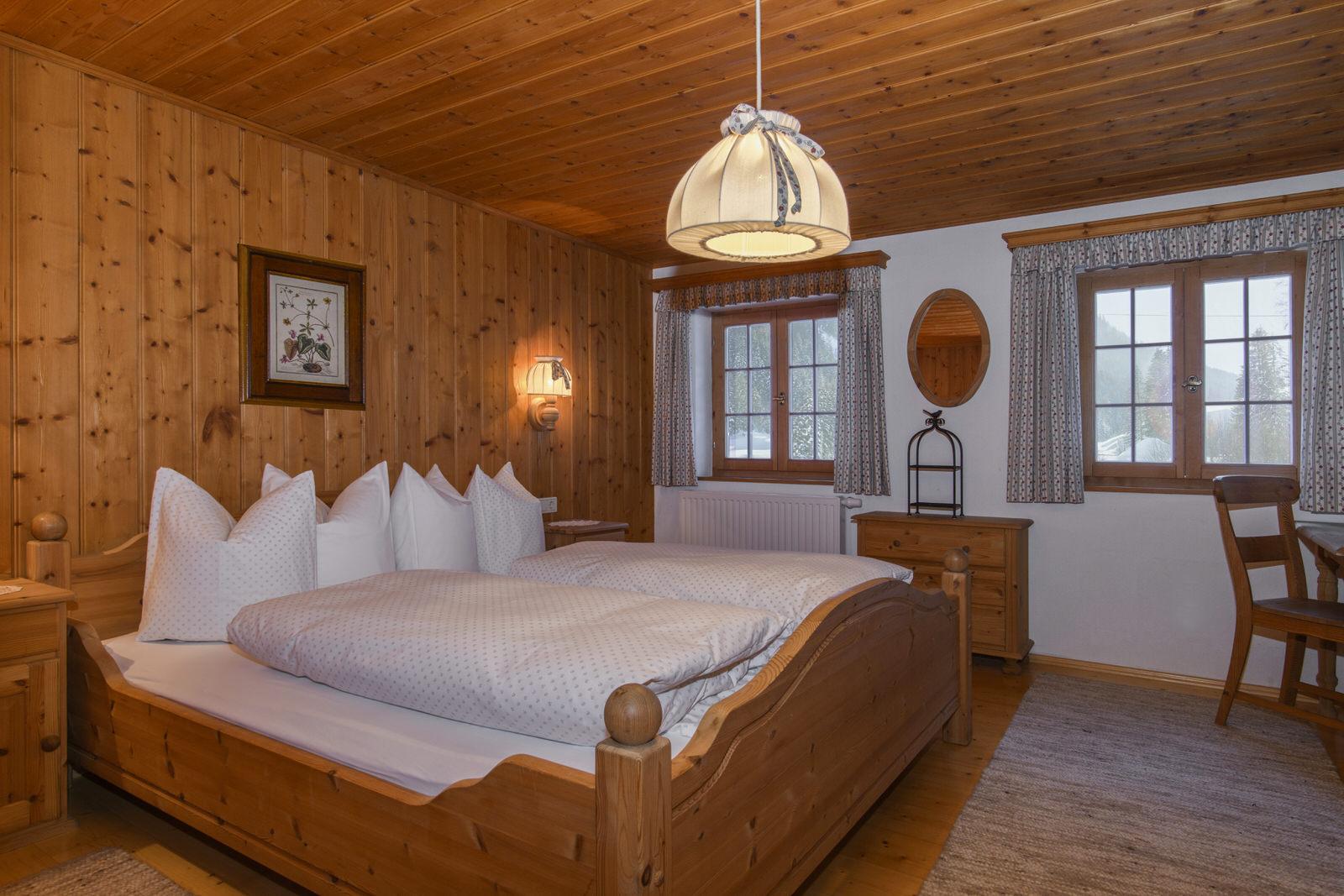Bärenwald country lodge in the Montafon - sleeping