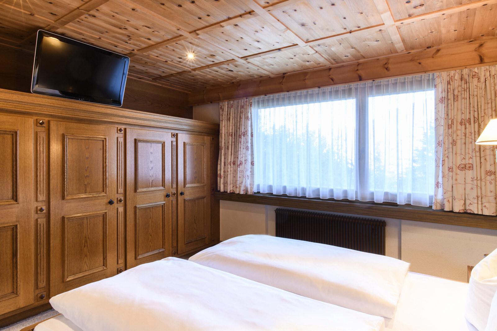 Rappakopf Forrest house in the Montafon - sleeping