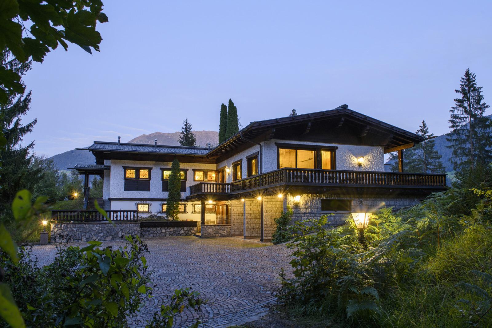 Rappakopf Forrest house in the Montafon