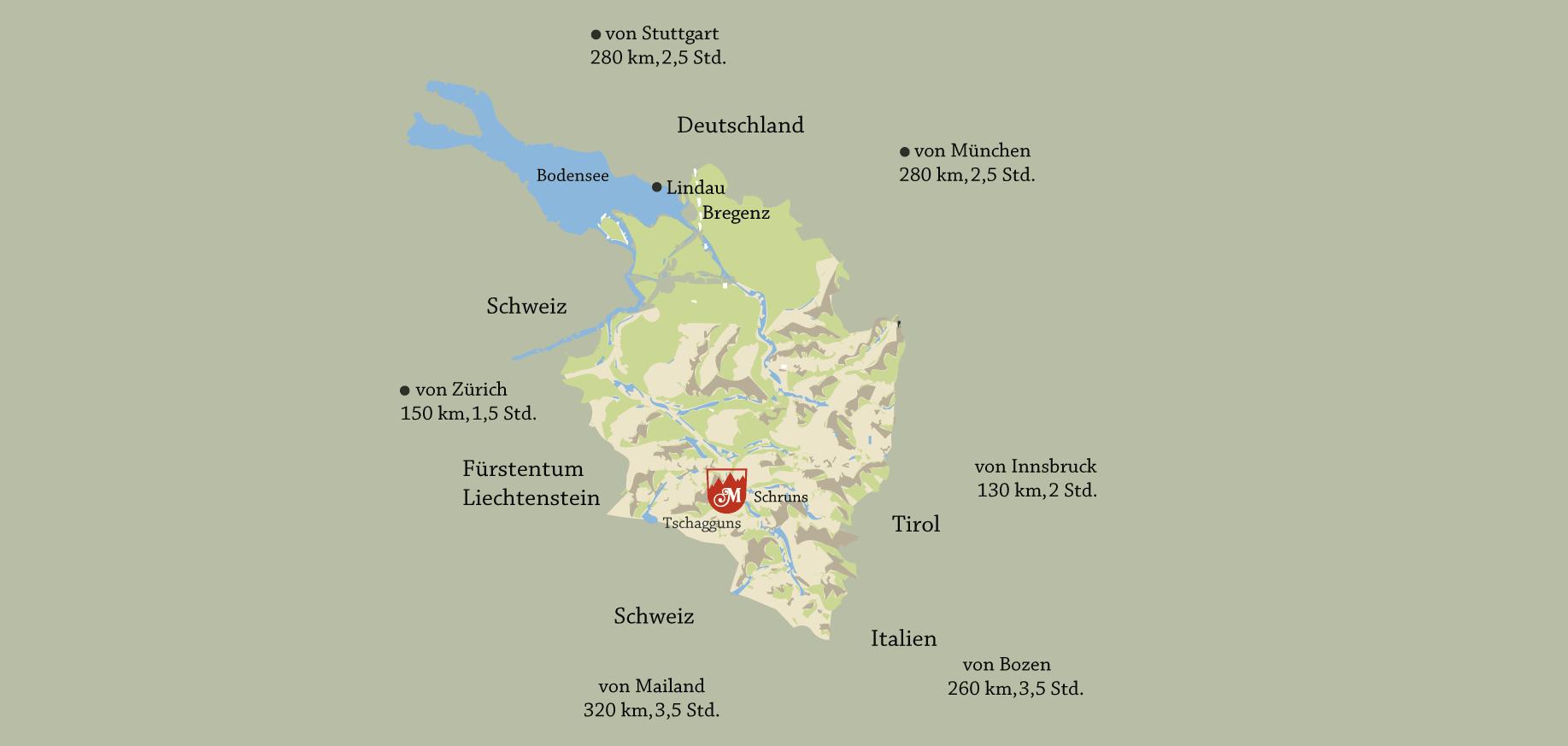 Berghäuser Österreich Vorarlberg