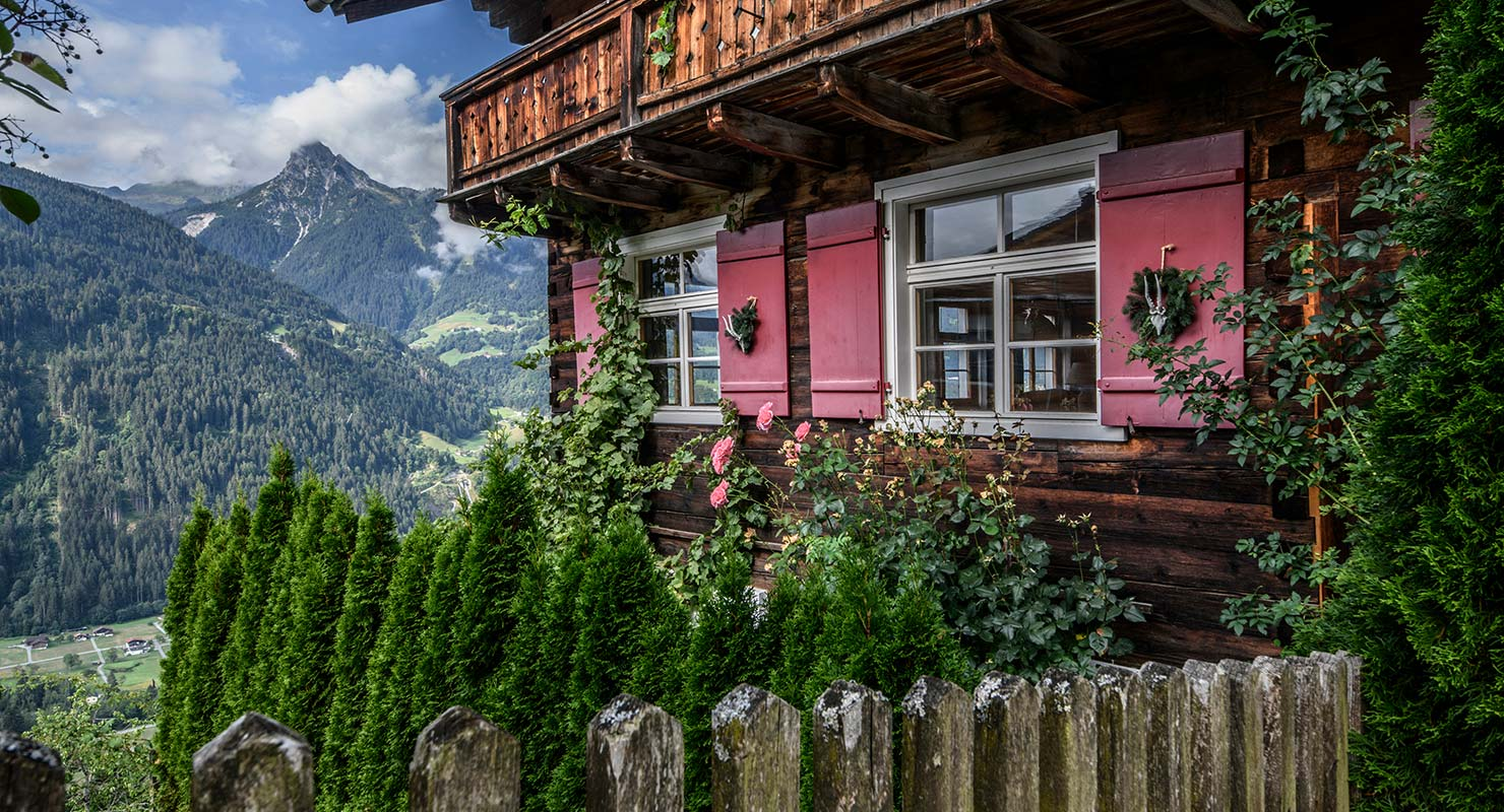 Old Schoolhouse - Schruns