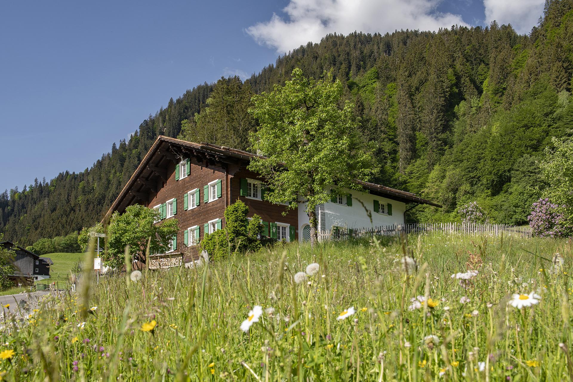 Landhaus Bärenwald Ansicht