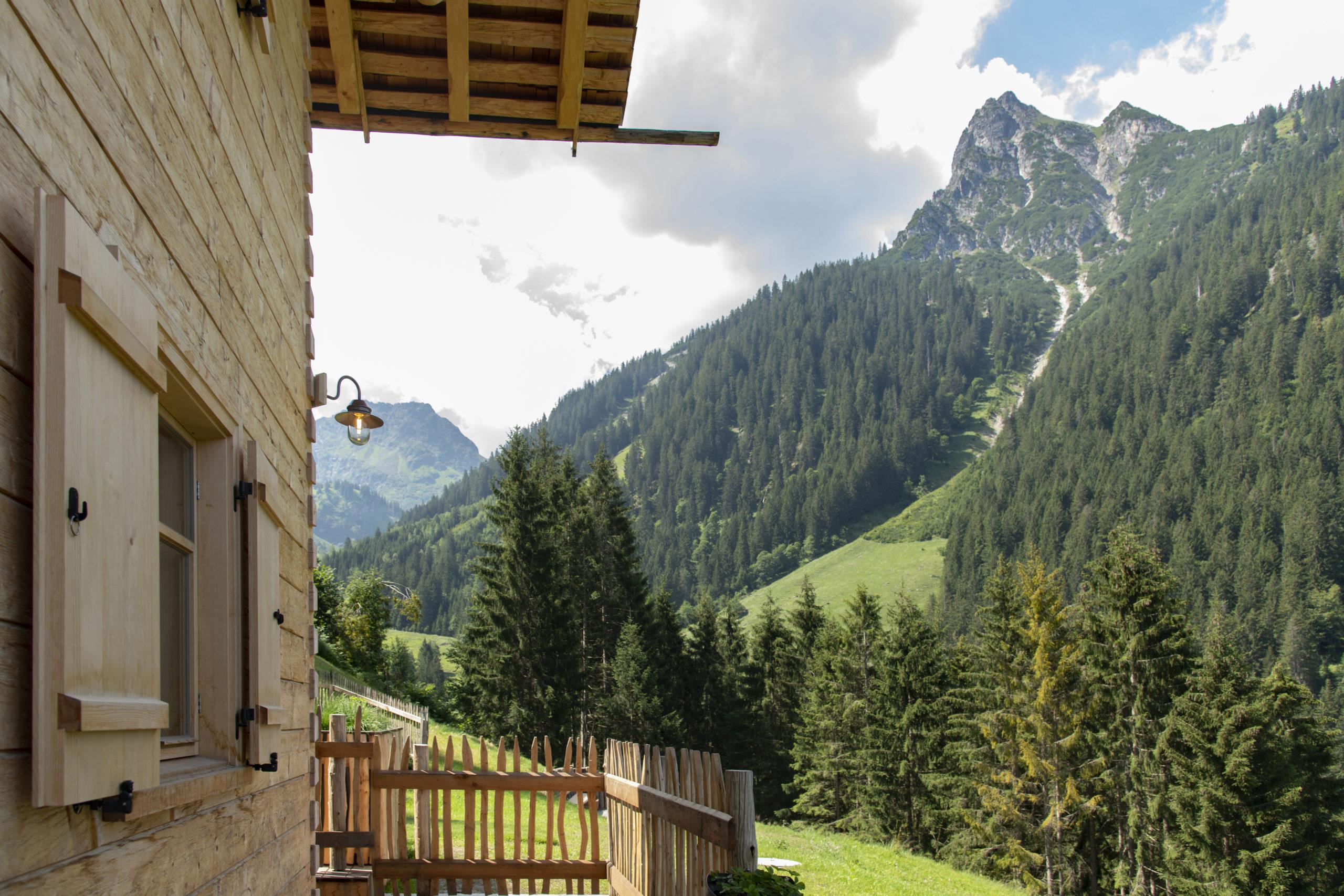 Berghaus Manuaf Aussicht