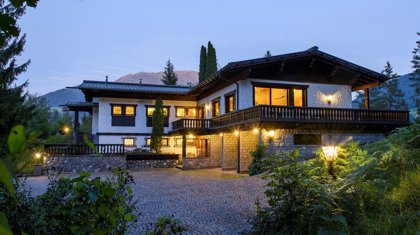 Waldhaus Rappakopf Sommer Ansicht