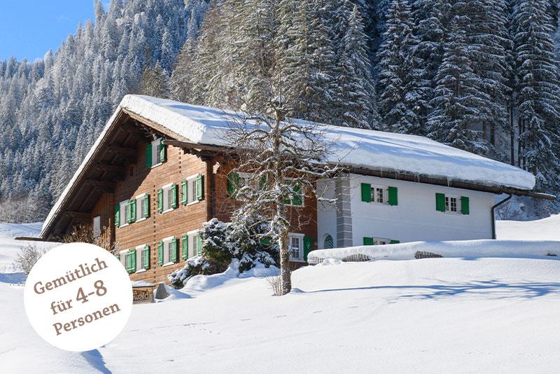 Landhaus Bärenwald Montafon Winter