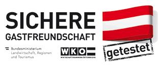Logo Sichere Gastfreundschaft